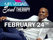 """Mr Vegas Celebrates his 20th year anniversary with """"Soul Therapy"""""""