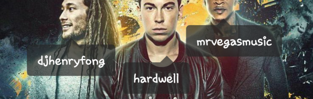 Hardwell & Henry Fong Feat. Mr. Vegas – Badam