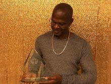 Mr. Vegas Gets Award For His Work At Harvard University