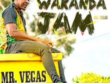 MR. VEGAS' GOES 'WAKANDA'